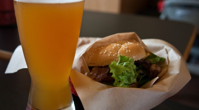 Burgers and Beer: Signs of God's Intent
